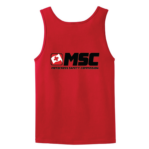 MSC Tank Top