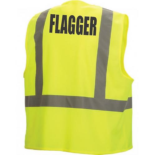 Flagger vest