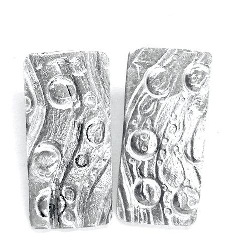 Pebbles in the Sand Earrings