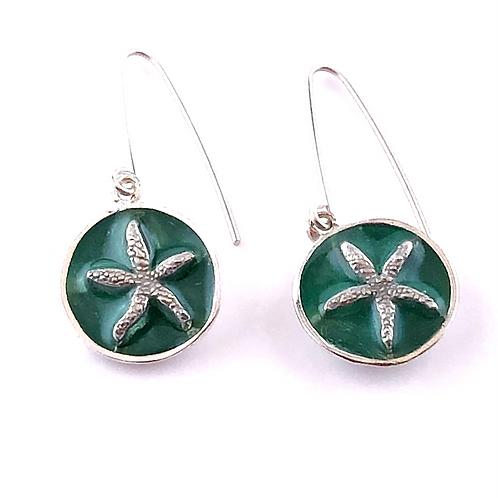 Tidal Star Earrings