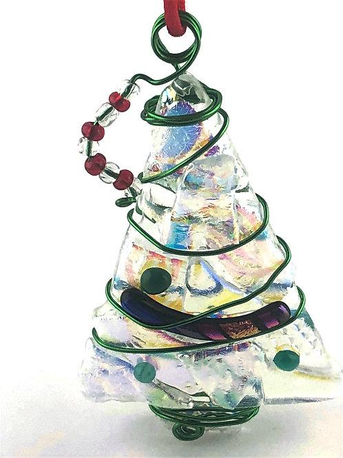 Old Tyme Christmas Tree #7