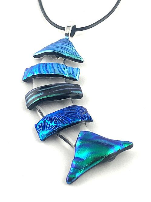 Ocean Blue Fin