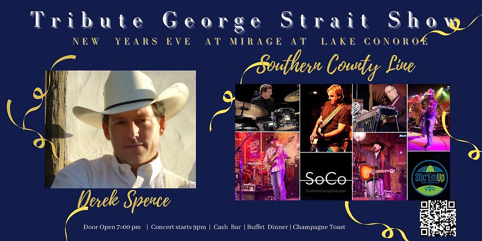 New Years Eve 2020  Denim and Diamonds Gala @ Mirage on Lake Conroe