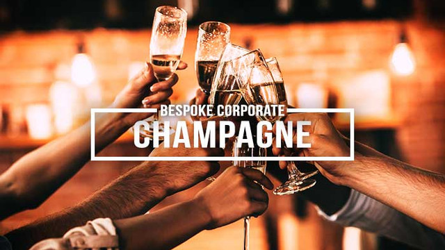 Bespoke Corporate Champagne Gifts