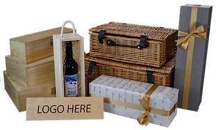 Additional Extras - Gift Boxes, Hampers & More.