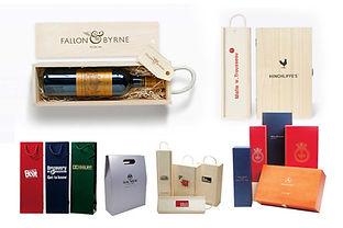 Gift Box Branding / Screen Printing