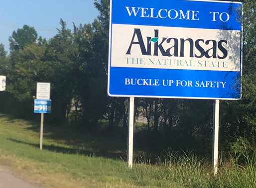 Across Arkansas