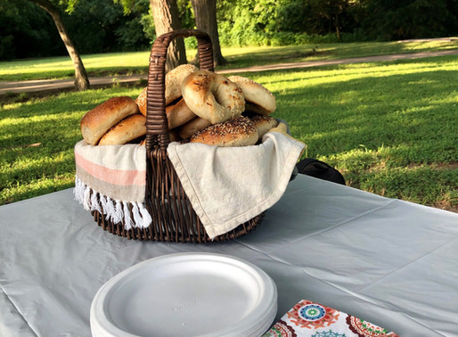 Bagels in the Park