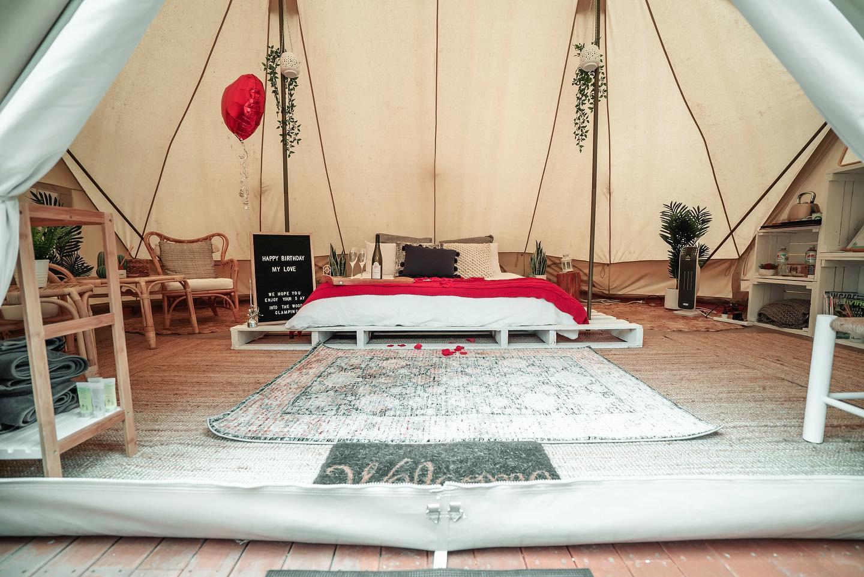 Emperor Tent Yackandandah