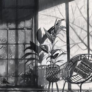 'Hurstbridge morning (Isolation)'