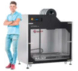 large scale 3D printing services london