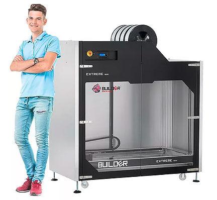 servizio stampa 3D grande formato