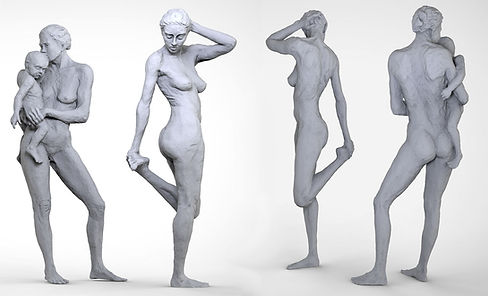 sculpture london 3d scanning service