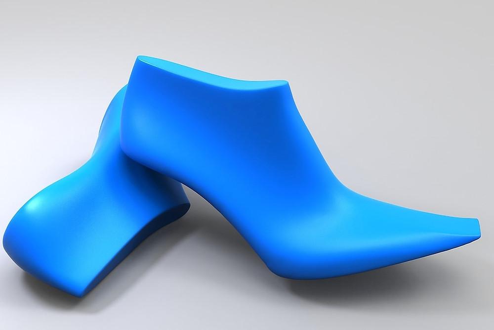 3D Shoe last