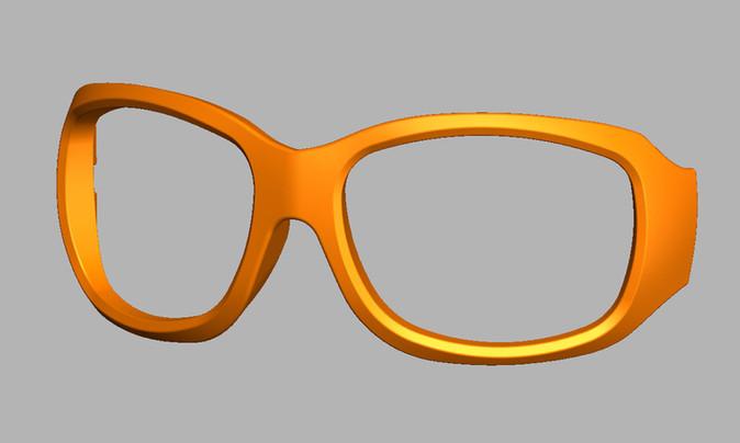 Sunglasses reverse engineering