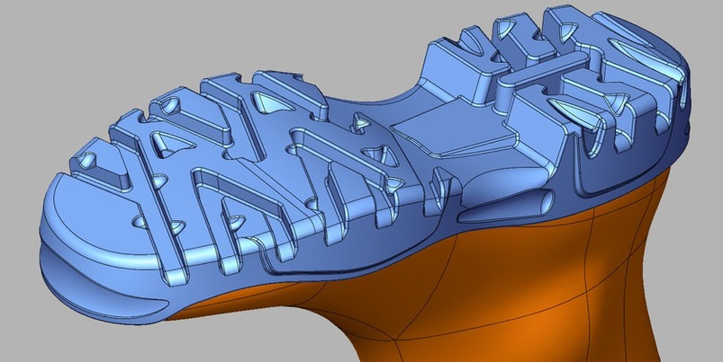 boots cad redesign