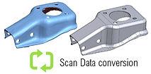 STL to CAD conversion