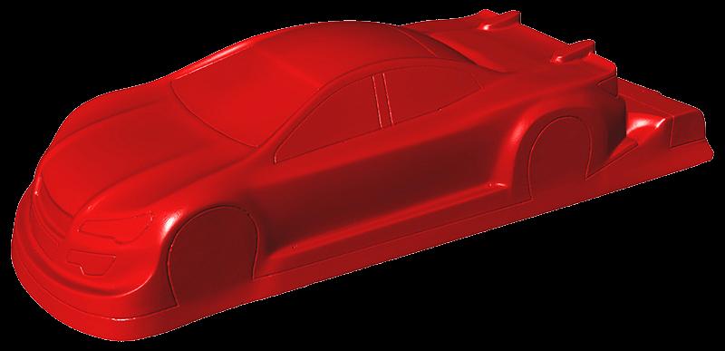 Original model produced in polyurethane