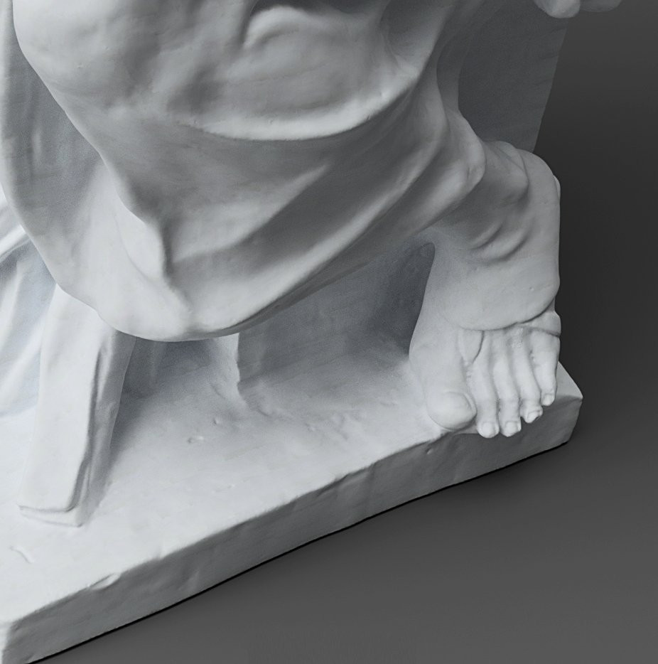 Moses rendering 2