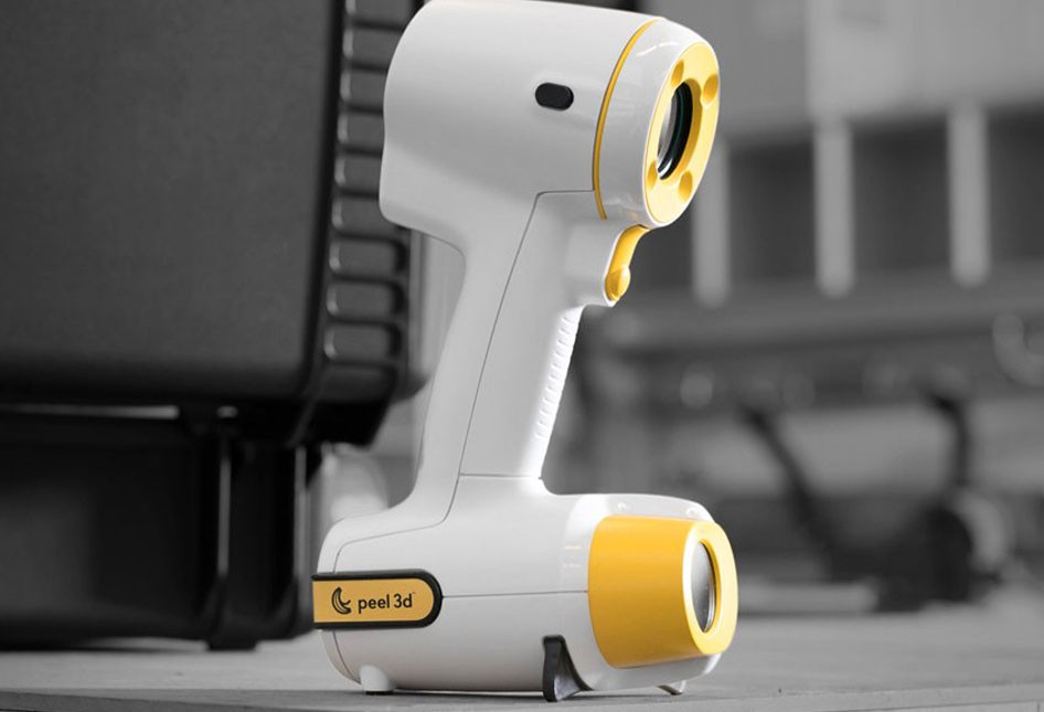 Peel 3D. Affordable Handheld 3D scanner