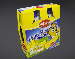 Fruit King pouches