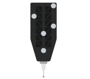 misurazioni 3D wireless