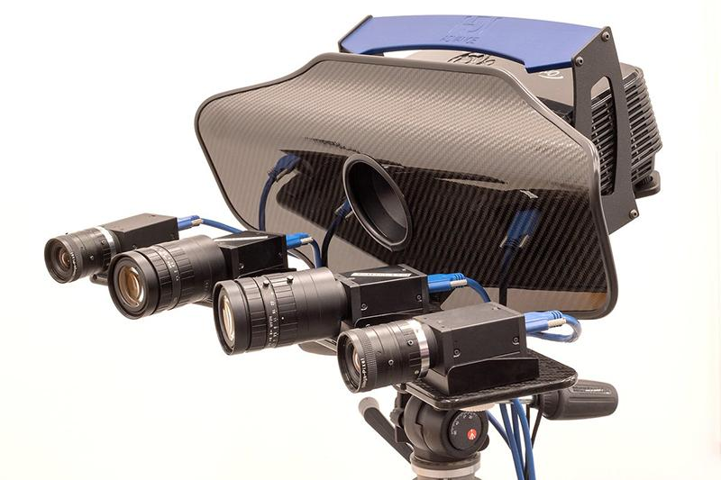 HDI 3D SCANNING SYSTEMS, Example of 3D scan data
