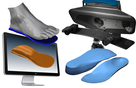 3d scanner for biomedical industry