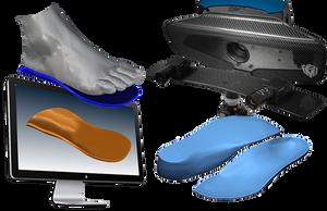 3d scanner for biomedical industry
