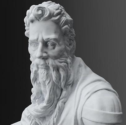Moses rendering 3