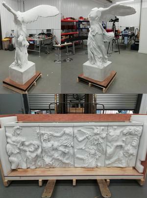 nike sculpture