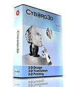 Cyborg3D MeshToCAD