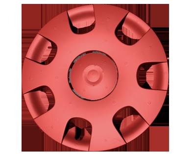 Skoda Fabia wheel cover