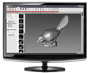Flexscan3D software for Windows 10 X64