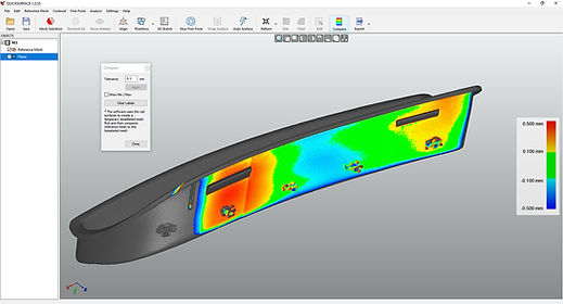 QUICKSURFACE STAND ALONE 3D SOFTWARE