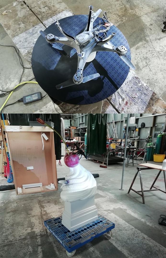 Maquette 3d scanning