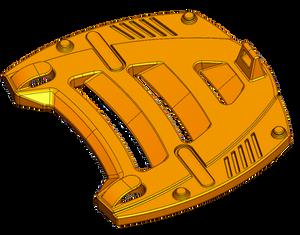 Monokey mounting plate