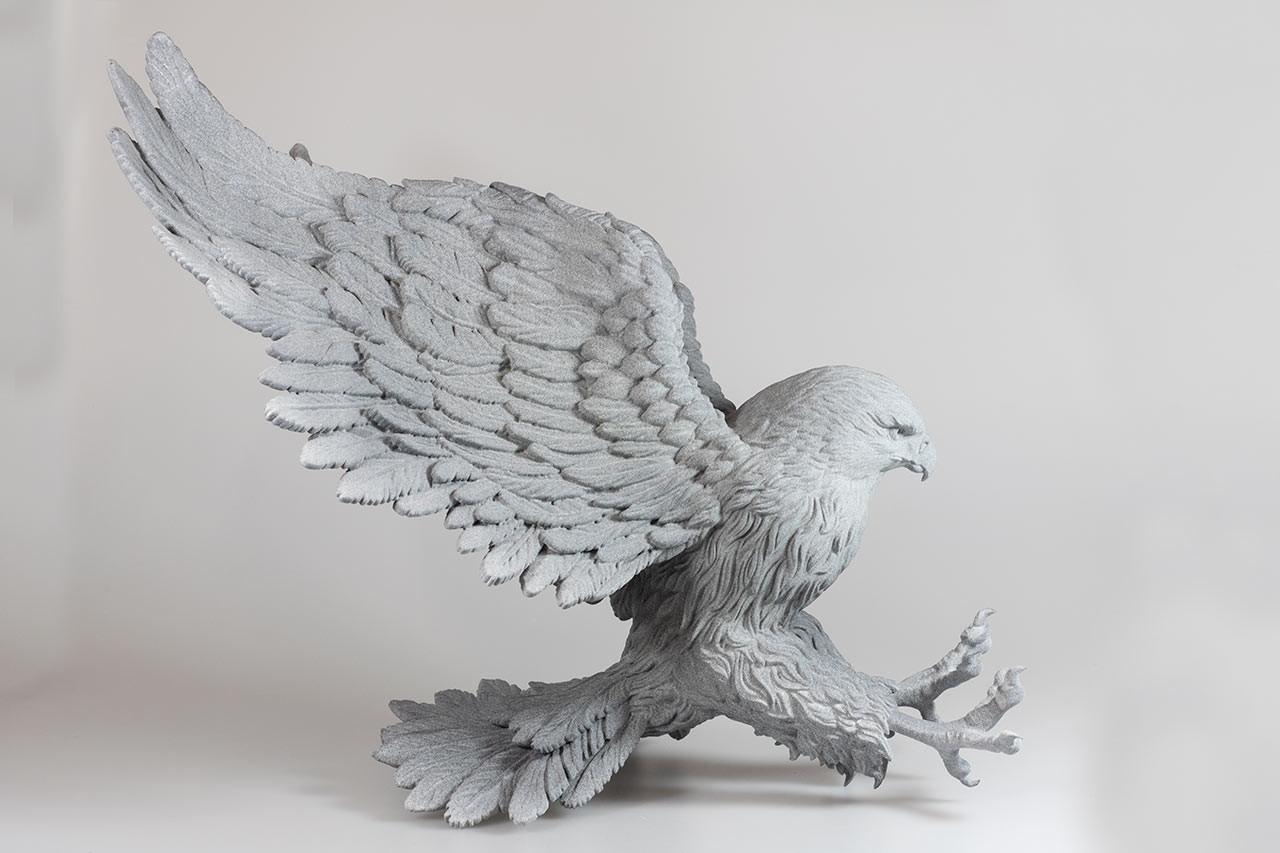 eagle 3d printing mjf