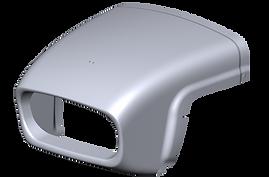 Nose cone CAD Reverse Engineering