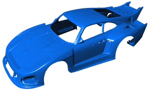 3D scanner model   STL file