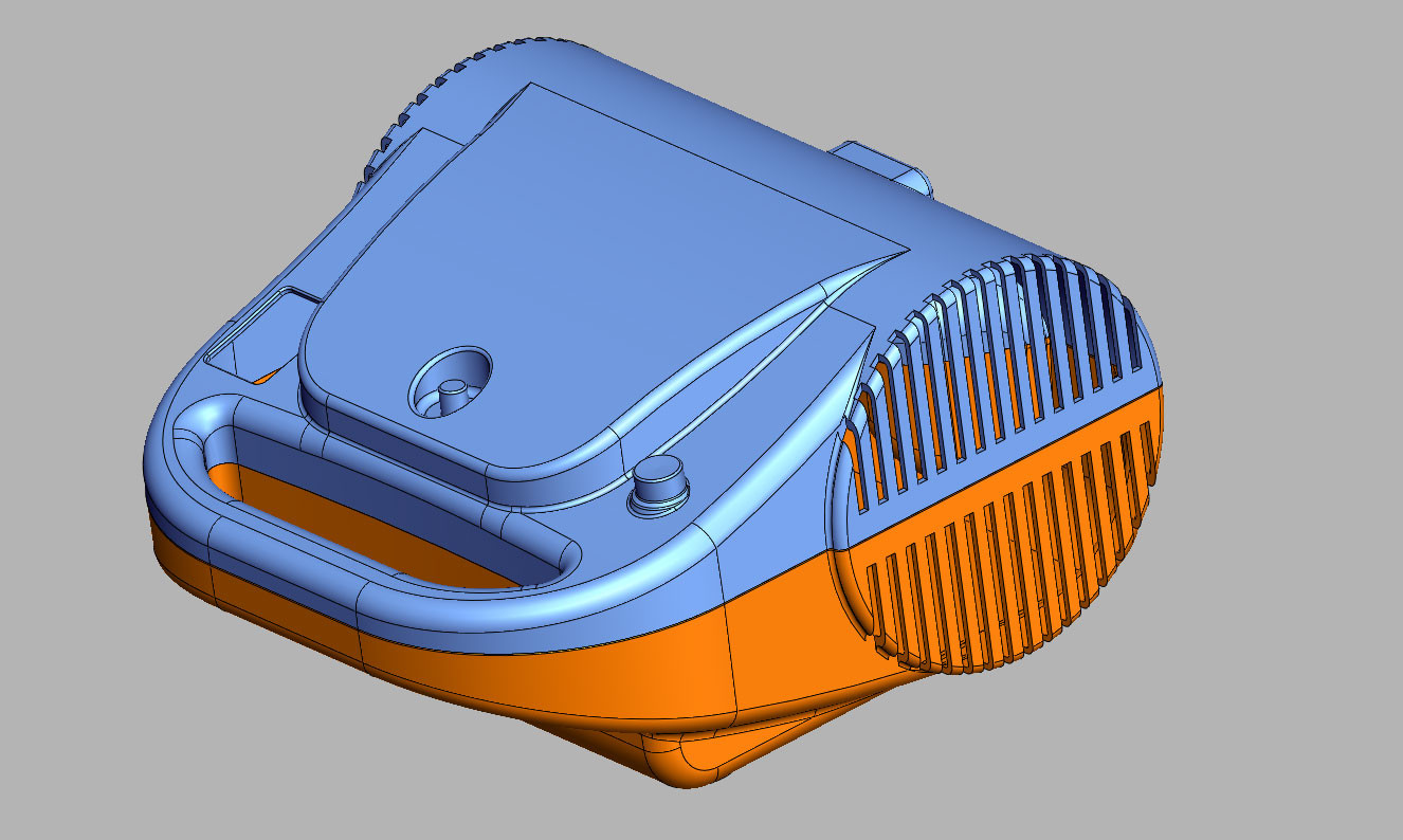 Medical device CAD reverse