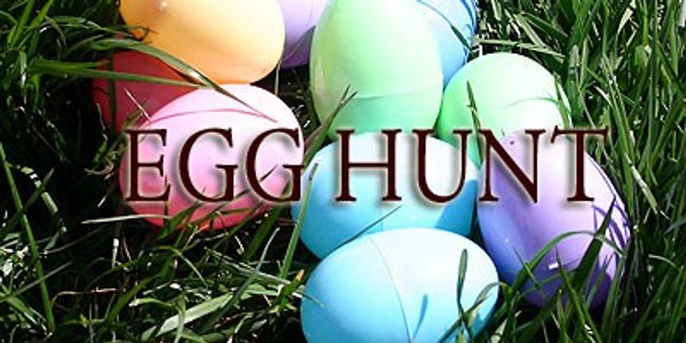 Easter Egg Hunt & More