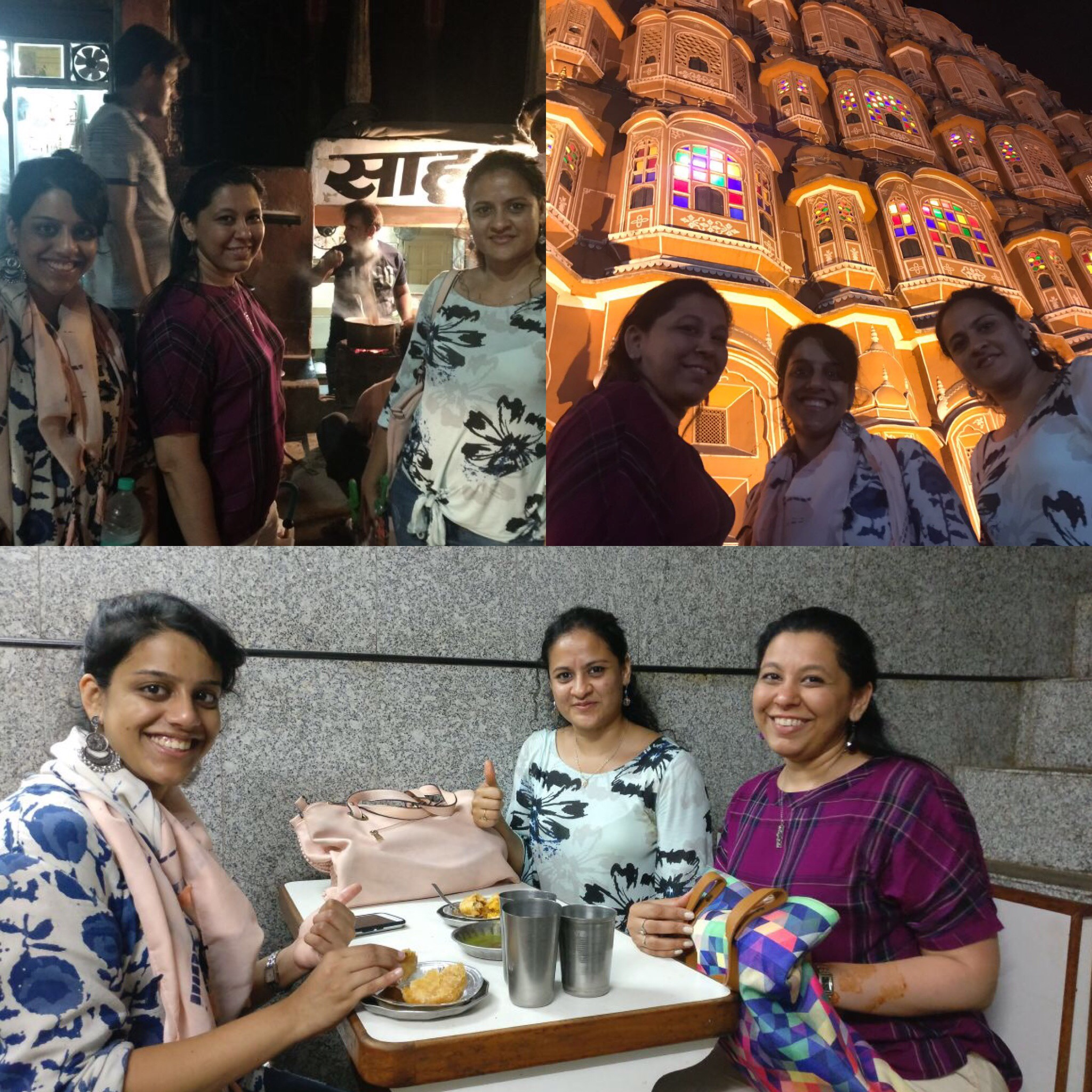 food walk jaipur