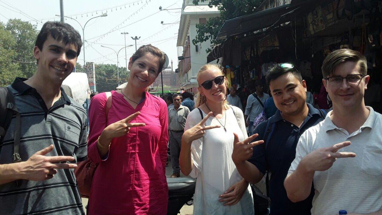 Agra Walk Tour