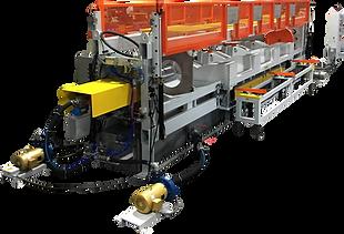Non-Submersible Hydrostatic Testing Machine