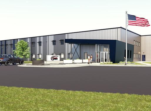 Ceremonial Groundbreaking to Kick Off Construction of New Plastics Extrusion Machinery Headquarters