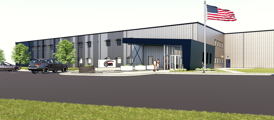Ceremonial Groundbreaking to Kick Off Construction of New Plastics Extrusion Machinery Headquarters