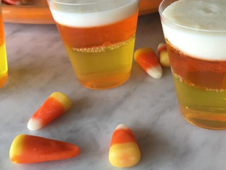 OCTOBER EVENTS & COCKTAIL...WELL ACTUALLY JELLO SHOTS!