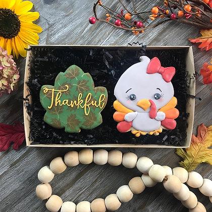 Bow Turkey Gift Set