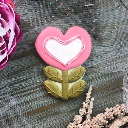 Heart Flower Cookie *SOLD OUT*